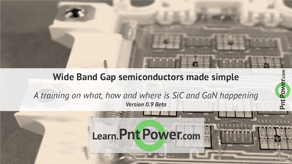 Wide Band Gap semiconductors made simple PEwbg